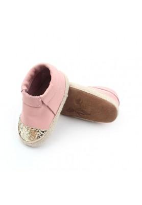ESPADRILLE - Pink & Sparkly